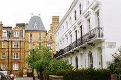 Gordon Place in London / photo by Kkeina