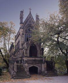 Dexter Chapel Mausoleum - Spring Grove Cemetery Cincinnati OH