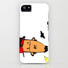 Little Vampi iPhone Case by Rainer Steinke - $35.00