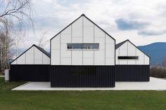 дом Hisa M от компании SoNo Arhitekti