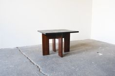 Adrian Pearsall Slate Side Table  http://www.fs20.com/shop/architectural-slate-side-table
