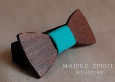 Wooden bow tie. Pandora  wood: Acer  material:linen  size: 10*4,5  price: $35 USD  https://www.etsy.com/listing/155096047/wooden-bow-ties?ref=shop_home_active