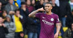 Gabriel Jesus set for bumper new deal as Manchester City prepare to DOUBLE wages to £150,000-a-week - Mirror Online