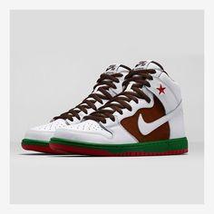 Tênis Nike SB cano alto