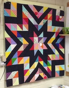 HSTs and Squares...I could even do this, maybe!