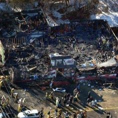 February 20, 2003.  The Station, a club catering to glam rock hair casualties is engulfed in flames killing 100 people. It is the fourth deadliest nightclub fire in the U.S.