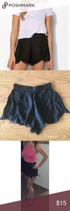 Selling this Pins and Needles Tulip Shorts on Poshmark! My username is: rcorey_. #shopmycloset #poshmark #fashion #shopping #style #forsale #Urban Outfitters #Pants