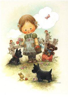 Mignonnes Illustrations coffre aux tresors deuxiemme serie - Page 30