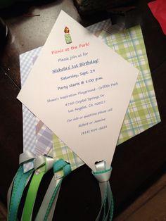 Kite Invites