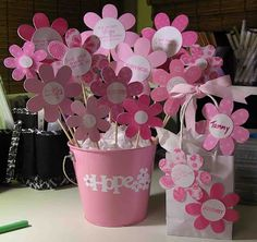 Would love to remake this with Scripture in the center!...Breast Cancer Gift...Pink By Design breast wishes stamps