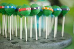 Delightful Deets: Teenage Mutant Ninja Turtle Birthday Party