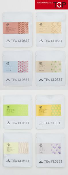 Topawards Asia — Tea Closet
