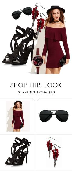 """""""Untitled #2"""" by moreblessings ❤ liked on Polyvore featuring 1928 and ASOS"""