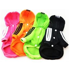 Free shipping dog clothes puppy pet coat dog hoodie sweater pet shop clothes for chihuahua pet products supplies