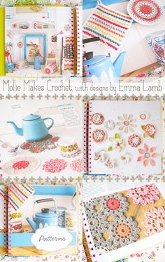 good reads mollie makes crochet including 11 exclusive new designs by emma lamb