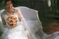 Sama, from Kuwait ♡  Isn't she lovely? Jesus Peiro Brides