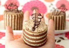 Mini Joconde Cakes