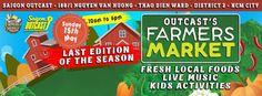 Chris food online: Outcast's Farmers Market