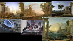 "Hello everyone, my name is Steven Cormann. I'm a matte painter and concept artist and today I'm going to guide you through the different steps of the creation of my latest image ""Paradise"".For this image, my idea was to do an homage to a painter I admire called Claude Lorrain, and to do it in a classic sci-fi way, taking inspiration from artists like Syd Mead. To me it all starts with a story and gathering references. I first spend a decent amount of time just searching for images and…"
