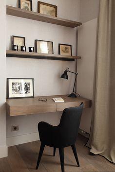 Si vous aimez le chic, le sobre, le gris, la césure et l'industriel alors l'architecte- décorateur David Gaillard est votre homme. Je ...
