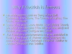 نتيجة بحث الصور عن Schiller Friedrich and beethoven Symphony 9 Friedrich Schiller, Mary Stuart, Periodic Table, Poems, Writing, Periodic Table Chart, Mary Queen Of Scots, Periotic Table, Poetry