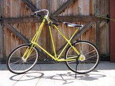 The Pedersen Bicycle, gallery