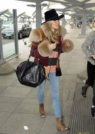 Sienna miller in a fabulous coat