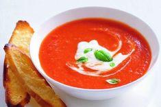 rajčatová polévka - Apetit