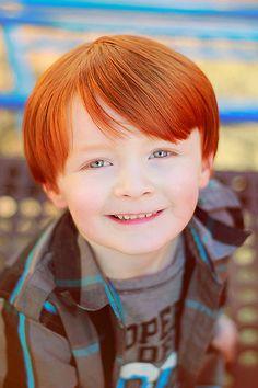 Cute little redhead. Ginger Kids, Ginger Babies, Ginger Boy, Ginger Hair, Precious Children, Beautiful Children, Beautiful Babies, Beautiful Red Hair, Gorgeous Redhead