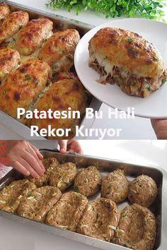 Turkish Recipes, Italian Recipes, Ethnic Recipes, Fish And Meat, Food Presentation, Food Design, Salad Recipes, Breakfast Recipes, Food And Drink
