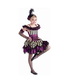 Ballet Dance Leotard Pink Girls Kids Accessories Oktoberfest SZ 8-10 M Velvet