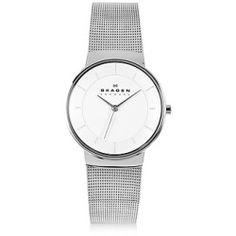 Nicoline Stainless Steel Mesh Women's Watch