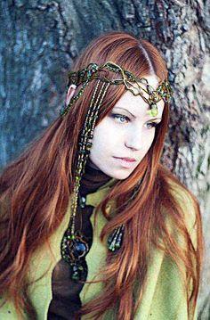 Celtic Elfe princess.