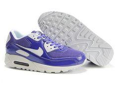 ナイキ Nike ウーメンズ エアマックス 90 ピュアー パープル / ホワイト Nike0640