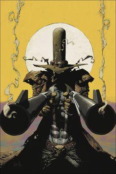 Spawn #175//Greg Capullo/C/ Comic Art Community GALLERY OF COMIC ART by Pawel Holland