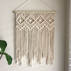 11 Modern Macrame Patterns – Happiness is Homemade