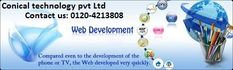 You are looking a Website development companyFor your any type business  So conical Technology Pvt Ltd is available For development Conical Technology Pvt Ltd is a website development company in Noida, php development company in Noida, android development company in Noida, digital marketing company in Noida, seo company in Noida, python development company in Noida python Cubic Web development company Noida