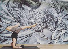 Happy Monday! New instructor profile on the blog now! @bengettingeryoga #anymatic#instructorprofile#yogateacher#yogi