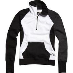 Fox Racing Women's Traction Pullover id never know which colors to wash it with tho New Outfits, Cool Outfits, Fashion Outfits, Women's Fashion, Fox Racing Clothing, Snowmobile Clothing, Dress To Impress, What To Wear, Style Me