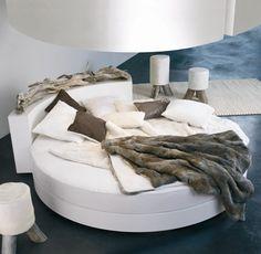 cama rustica minimalista by con M de mujer, via Flickr