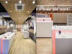 Smartphone concept store by brigada » Retail Design Blog