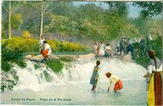 Caldas de Reis - presa no río Umia