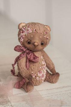 Teddy Bear   Мишутка Какао – купить в интернет-магазине на Ярмарке Мастеров с доставкой