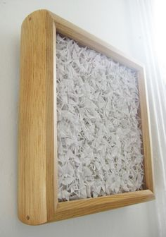shadow box for all those origami cranes made for that special occasion (wedding, birthday, etc) 1000 Paper Cranes, 1000 Cranes, Oragami, Origami Paper, Origami Cranes, Hanging Origami, Origami Flowers, Origami Heart, Origami Owl Jewelry