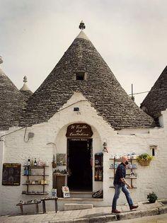 tourist shop in Alberobello, Puglia  - Lorenzo Pesce/The Washington Post
