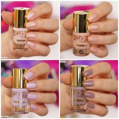 Catrice Kaviar Gauche limited edition nail polish collection swatches