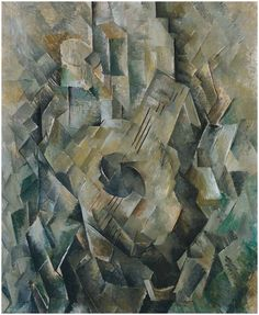 Analytical Cubism Early Style of Cubist Art Founded By Pablo Picasso and Georges Braque Cubist Artists, Cubist Paintings, Cubism Art, Pablo Picasso, Georges Braque Cubism, Tate Gallery, Art Terms, Les Oeuvres, Art History