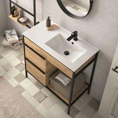 Toilet Sink, New Toilet, Industrial Bathroom Design, Mobile Home Bathrooms, Basin Design, Cute Room Decor, Modern Baths, Modular Furniture, Bathroom Toilets
