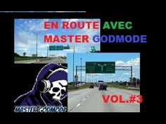 EN ROUTE AVEC MASTER GODMODE VOL#3 (PREMIERS INVITÉS) Master, Broadway Shows, Youtube, Beginning Sounds, Youtube Movies