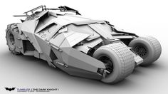 Batmobile Tumbler (The Dark Knight)